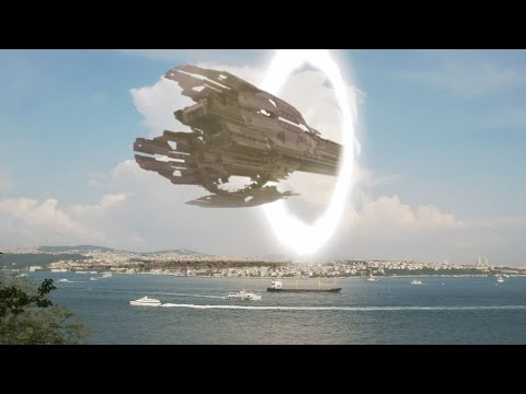 UFO mothership arrives in Turkey through Interdimensional Portal ! Nov 2016