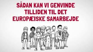 Socialdemokratiets europapolitiske linje