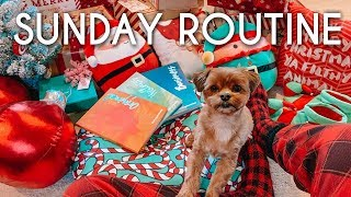 SUNDAY ROUTINE   How to Slay the week + GIVEAWAY