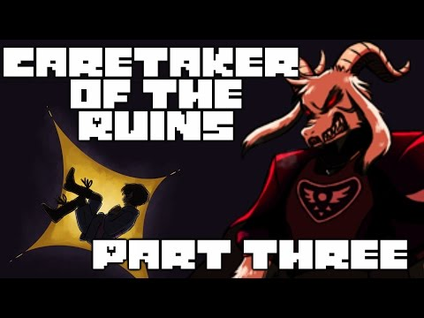 Caretaker of the Ruins Part 3 (Undertale Comic Dub)