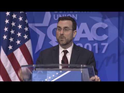 CPAC 2017 - Adam Mossoff
