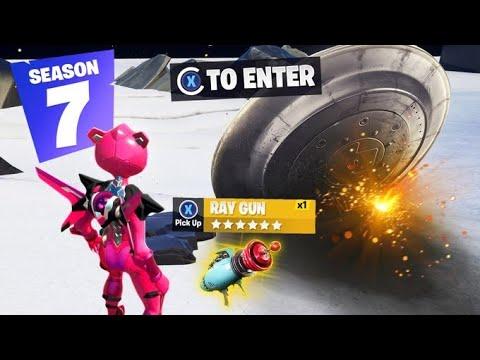I Pretended I Got Season 7 EARLY - Fortnite