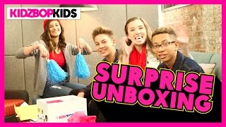 KIDZ BOP 30 Unboxing with The KIDZ BOP Kids!