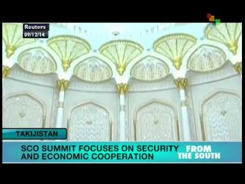 SCO summit held in Tajikistan