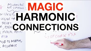 Music Theory's UNIVERSAL GLUE: This MAGIC Chord Connects ANY Two Chords