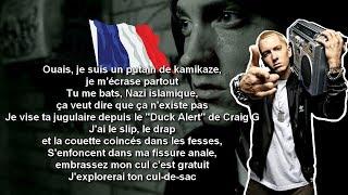Eminem - Kamikaze (Traduction française)