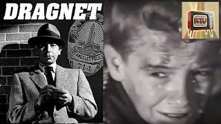 DRAGNET S2E7- .22 Rifle For Christmas (1952)
