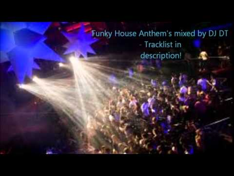 Funky house anthems mix by dragon style youtube for Funky house anthems