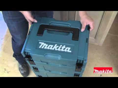 MAKITA Interlocking Cases MAKPAC Kit Box