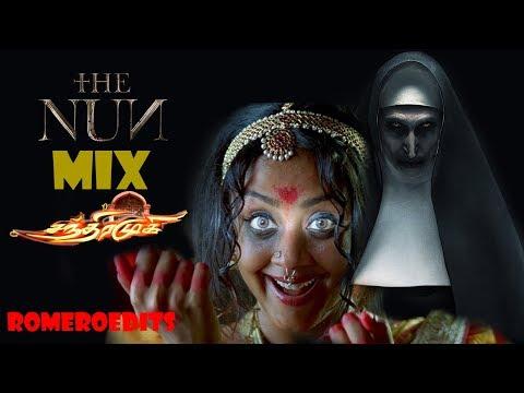 The Nun | Chandramukhi | Mix | The Conjurin | Rajini | Vadivelu | Jothiga | Velak | ROMERO EDITS