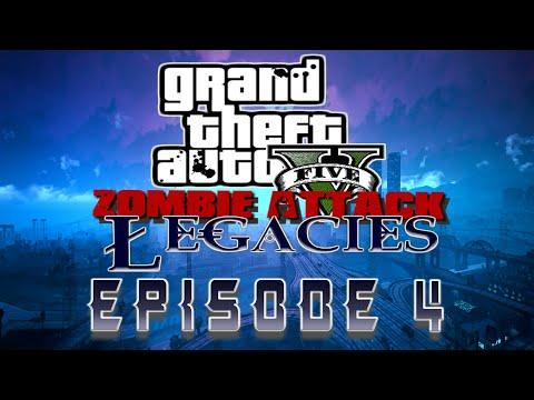 GTA 5 - The Zombie Attack Legacies™ Episode 4