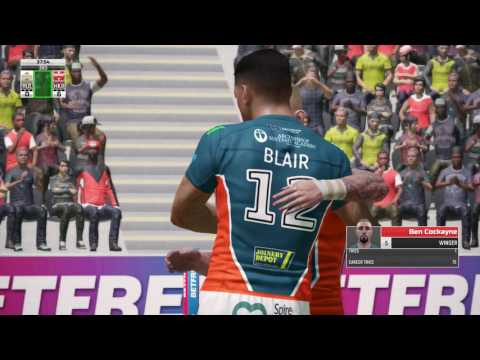 Rugby League Live 4 - UK Exclusive - Hull FC Vs. Hull KR