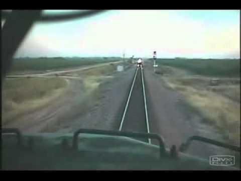 Train Crash - live Video.