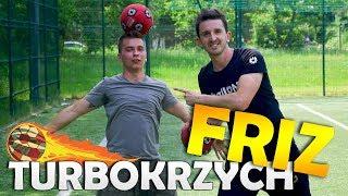 TURBOKRZYCH - FRIZ | PIŁKARSKA YOGA CHALLENGE!