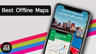 10 Best Offline Map Apps for iPhone and iPad (2018) Video