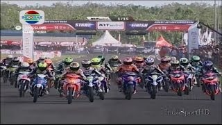 Indoprix 2014 125cc Race 2 Sirkuit Skyland (Full)