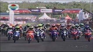 Indoprix 2014 125cc Race 2 Sirkuit Skyland (Full)