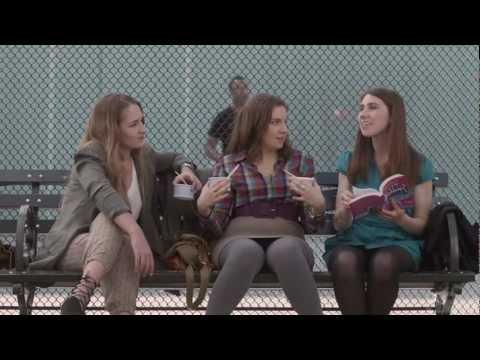 "Girls: Season 1 - Episode 2 Clip ""We're the Ladies"" (HBO)"
