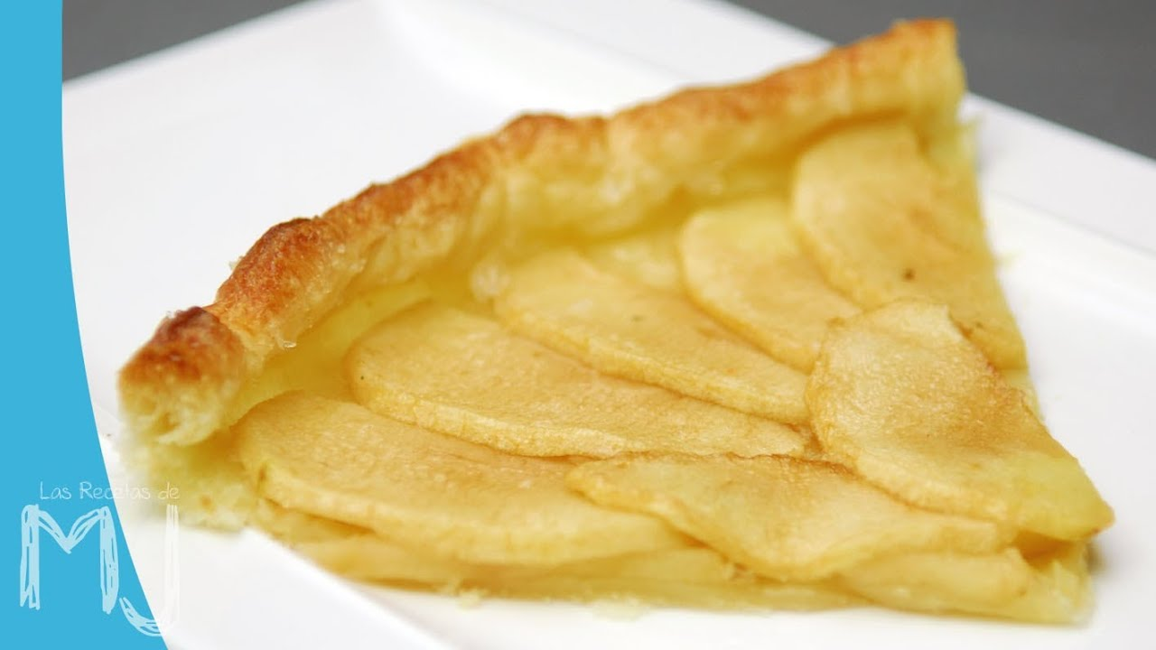 Image Result For Receta Tarta Manzana