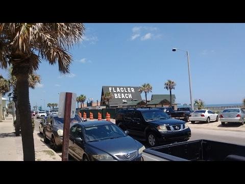 Flagler Beach Walking Tour. A Quaint Throwback Florida Beach Community
