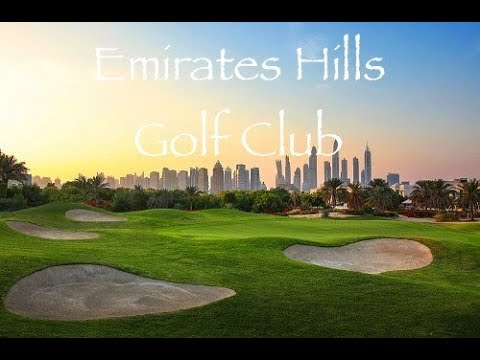 Emirates Hills Golf Club
