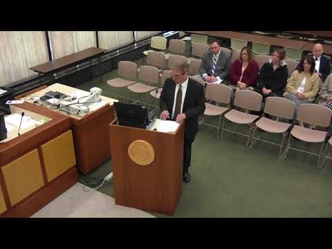 Kent County Board of Commissioners' Legislative & Human Resources Committee Meeting - 5.22.2018