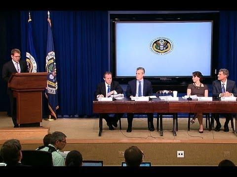 Briefing on President Obama