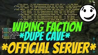 Ark Official Server Raiding Faction Cave | Ark Official Server | Official Xbox