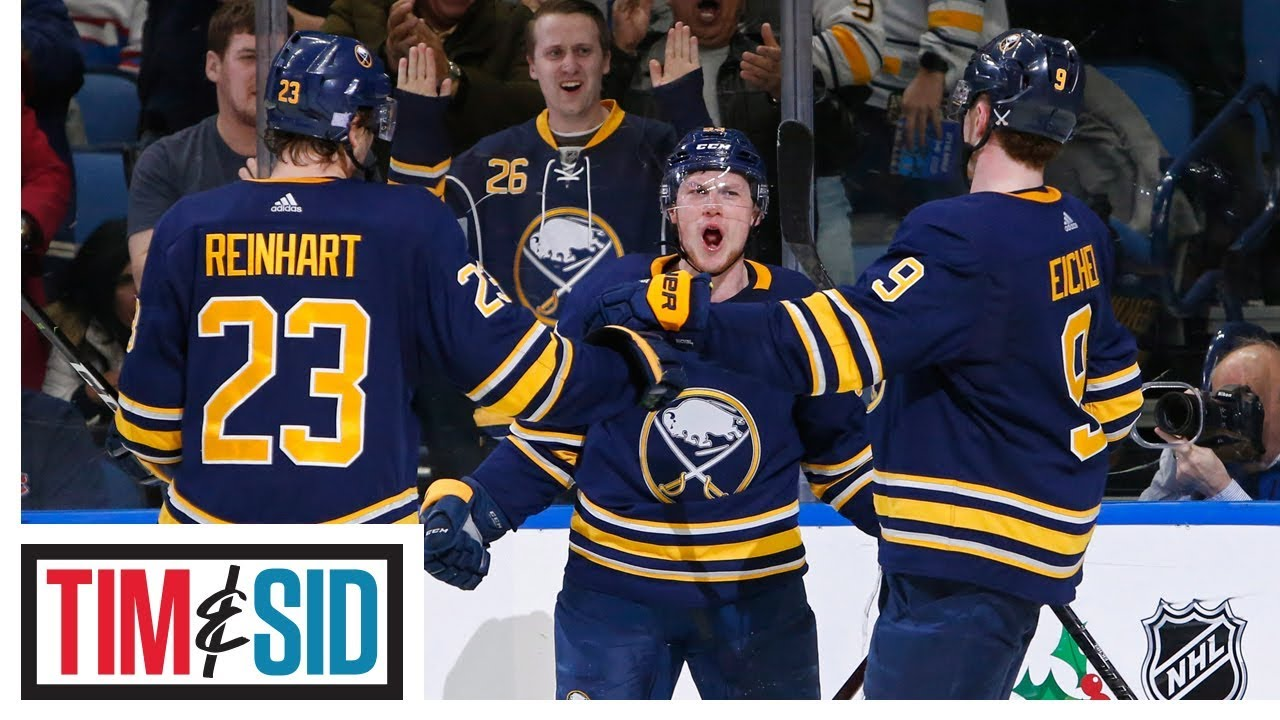 how long can the buffalo sabres keep this roll going tim and sid