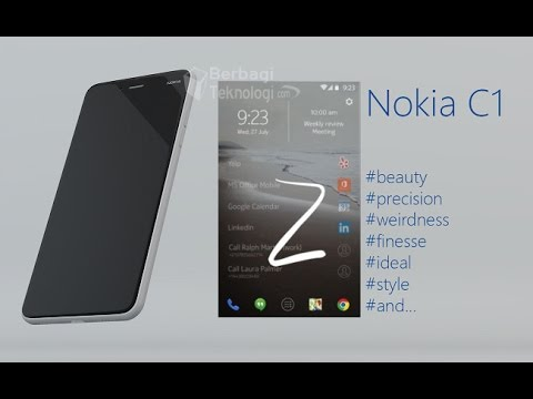 Nokia Launch First Android Phone in Market || Nokia Official Illustrate  Outlook Of new Phone