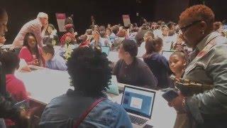 Girls Rock Tech! Summit at NJPAC attracts 100 girls