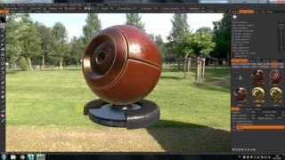 3D Coat to 3D Studio Max vRay - урок