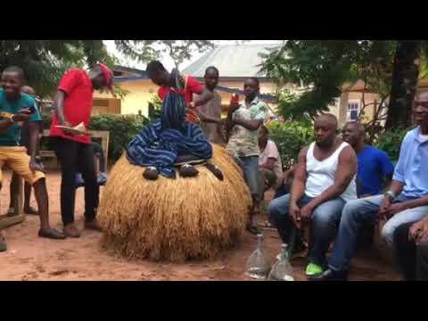 Amokwe Maquarade Culture (Inyiagboku)