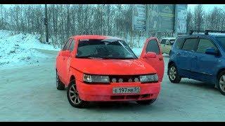 Самая бюджетная покраска авто. ВАЗ-2112 как новый.