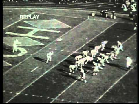 1968: Ohio State v. Michigan (Drive-Thru)