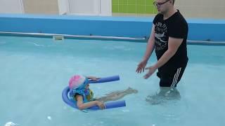 Роль занятий плаванием в работе с детьми дошкольного возраста с нарушением ОДА
