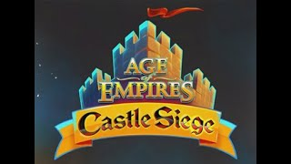 Age of Empires: Castle Siege, Tráiler Oficial