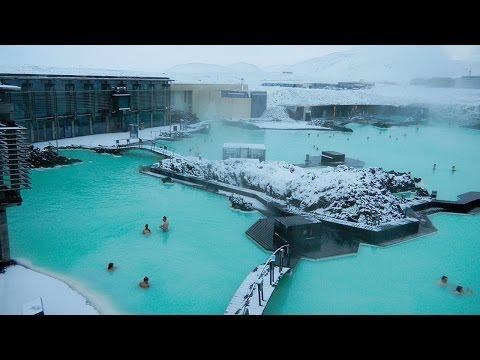 Turismo por el mundo: las piscinas termales de Islandia