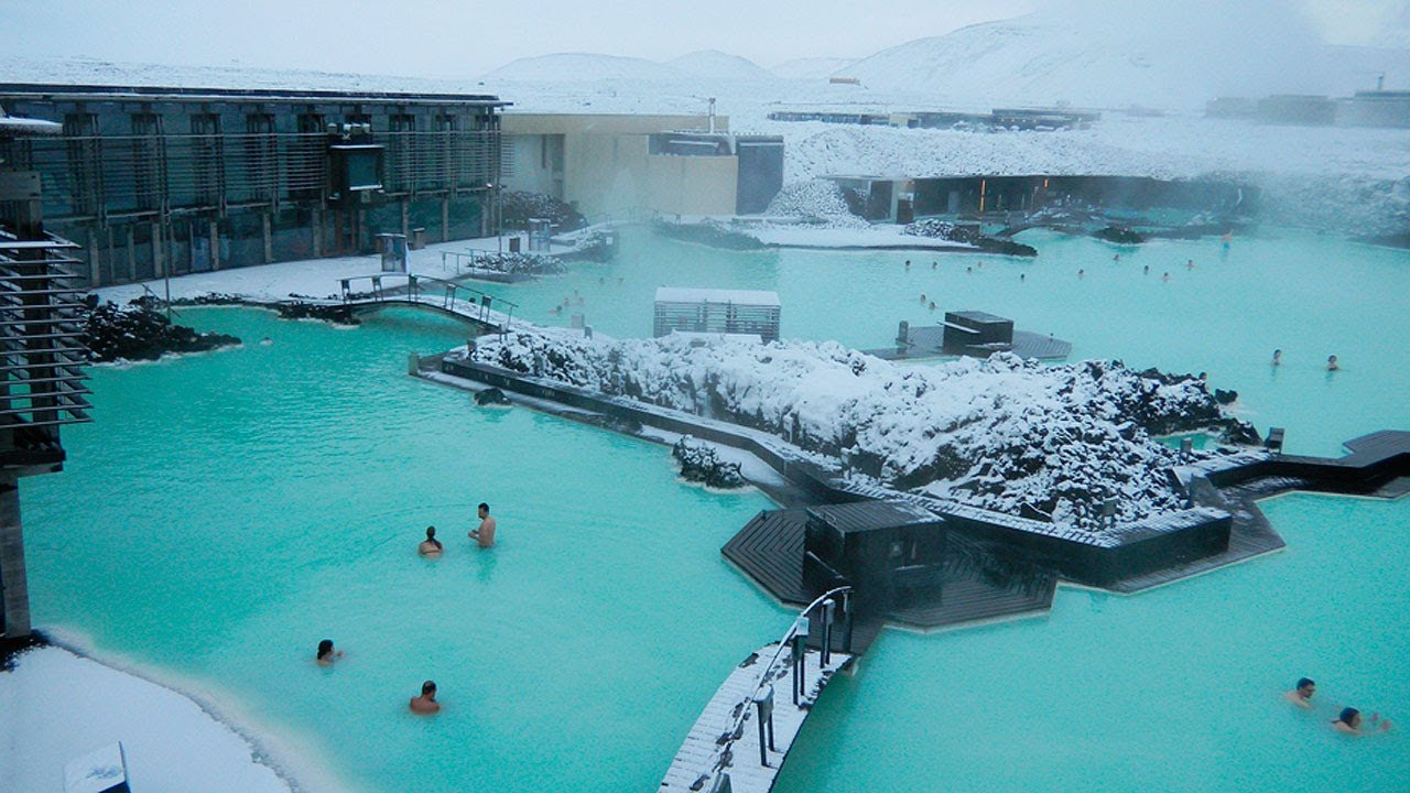 Turismo por el mundo las piscinas termales de islandia for Piscinas termales