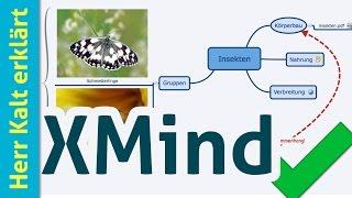 Erste Schritte mit XMind –Anleitung/Tutorial
