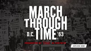 March Through TIME | A Historical Event In Fortnite Creative