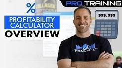 Amazon Profitability Calculator | How to compute cost, fees, margin, ROI and more