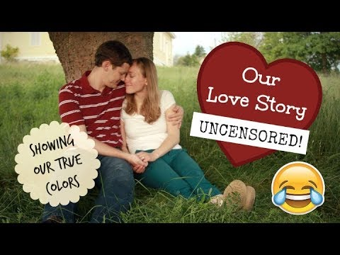 Our Love Story UNCENSORED! | Husband (and Wife) TAG