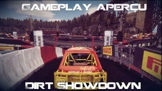 [HD] Gameplay Aperçu : Dirt Showdown [PS3]