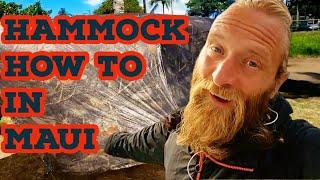 Hammock Camping Hawaii Dutcнware Chameleon #530
