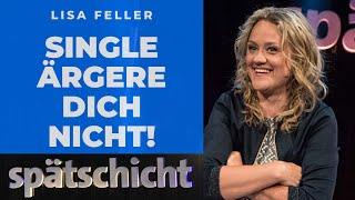 Lisa Feller: Spieleabend als Single | SWR Spätschicht