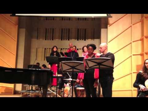 Rehearsal - BRAZILIAN OPERA debut concerts - NYC