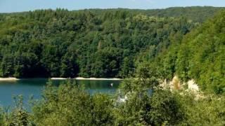 Zielone wzgórza nad Soliną- Wojciech Gąsowski