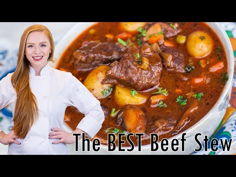 The BEST Beef Stew Recipe – Hundreds of 5-Star Reviews!!