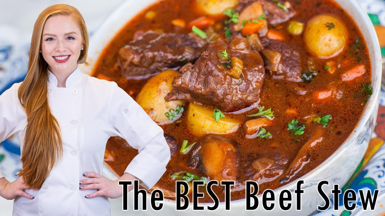 Download The BEST Beef Stew Recipe - Hundreds of 5-Star Reviews!!